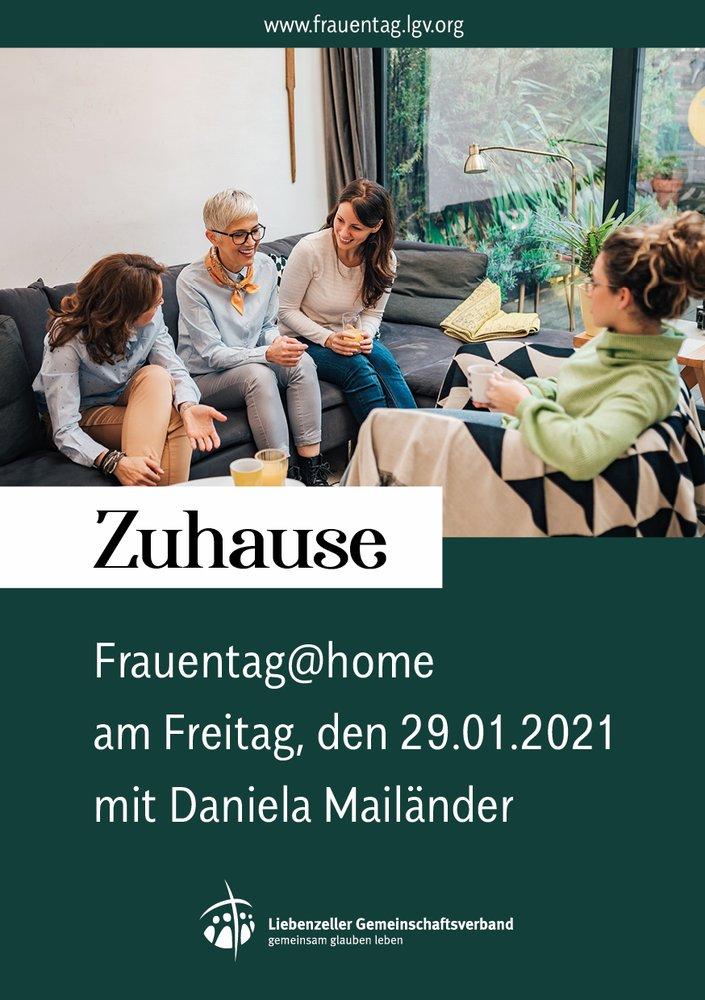 Frauentag 2021 – Zuhause